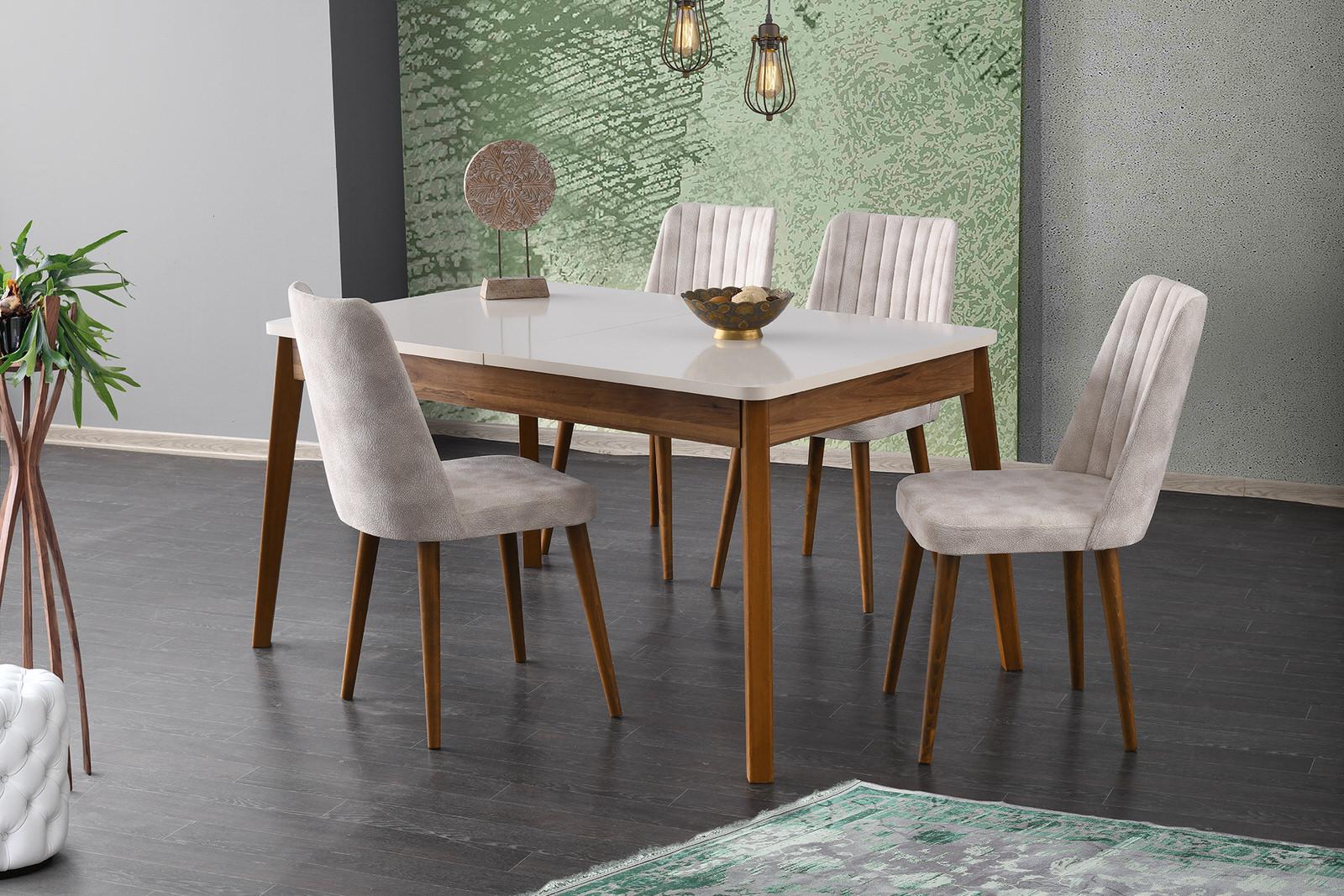 Ekol Mutfak Masa Sandalye