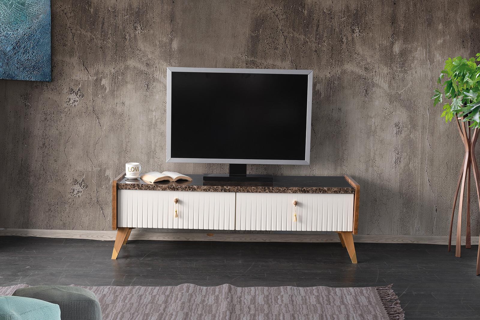 Lotus Tv Sehpası